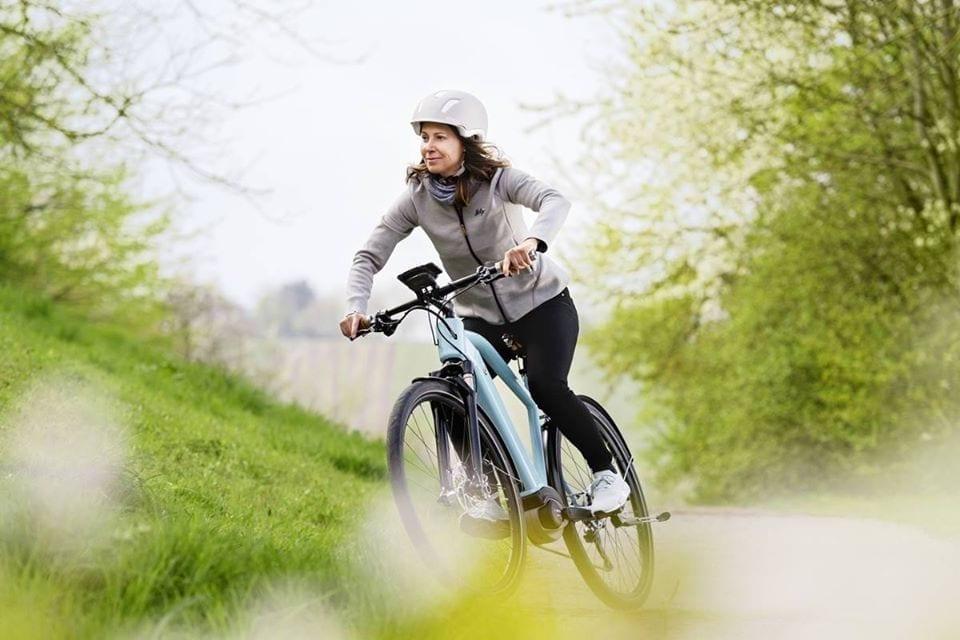 Biking on the Costa Blanca